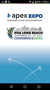 APEX/IFSA EXPO 2018 poster