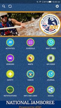 2017 National Scout Jamboree apk screenshot