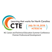 2016 NC CTE Summer Conference icon