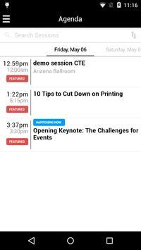 2016 NC CTE Summer Conference apk screenshot