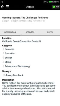 Distribution Symposium apk screenshot