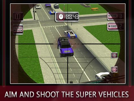 Traffic Shooter: Assassin Snip screenshot 11