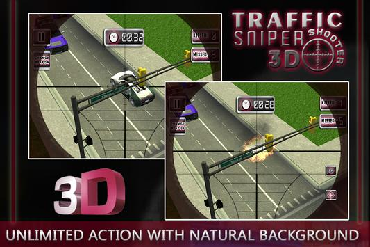 Traffic Shooter: Assassin Snip screenshot 3