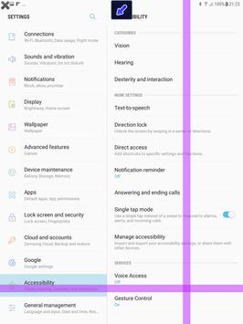 Accessibility Support Package apk screenshot