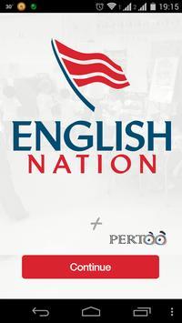 English Nation Idiomas poster