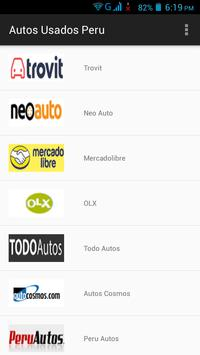 Autos Usados Perú screenshot 12
