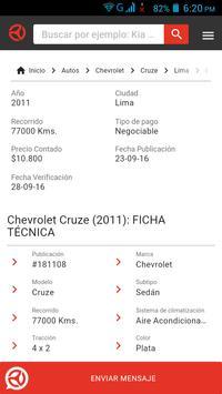 Autos Usados Perú screenshot 3