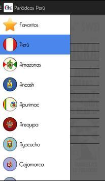 Periódicos Perú apk screenshot