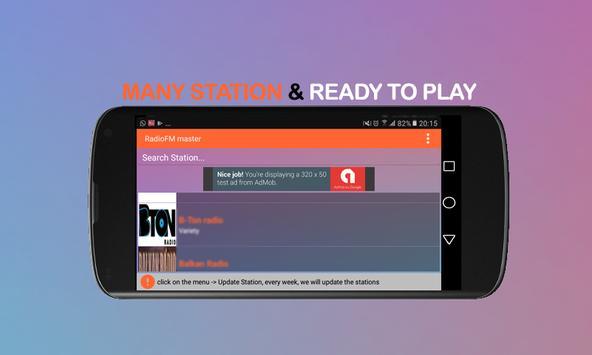 Peru Radio FM - Radio Peru Online. screenshot 1