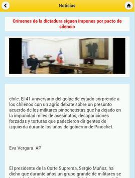 Perú Notícias screenshot 2