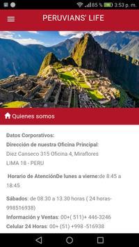 PeruviansLife screenshot 3