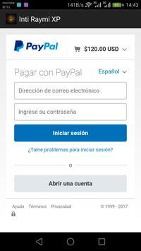 Inti Raymi apk screenshot