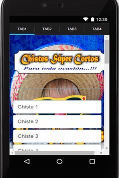 Chistes Super Cortos poster