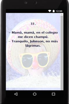 Chistes Super Cortos apk screenshot