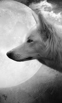 Wolf Lock Screen Themes screenshot 2