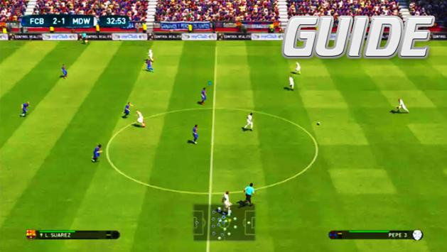 Tips PES 2018 pro apk screenshot