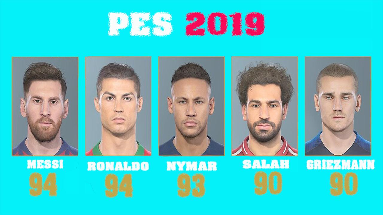 PES 2019 guide photo for Android - APK Download
