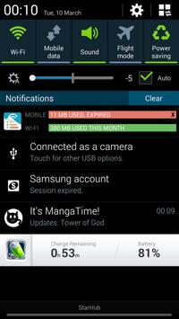 MangaTime apk screenshot