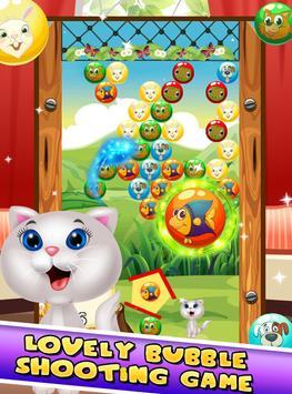 Pet Bubble Popping screenshot 4