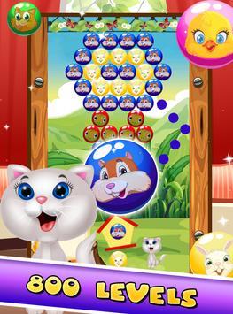 Pet Bubble Popping screenshot 7