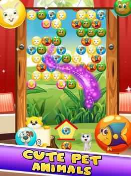 Pet Bubble Popping poster