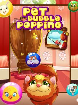 Pet Bubble Popping screenshot 1