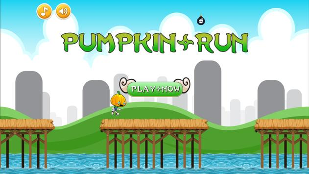 Pumpkin run apk screenshot
