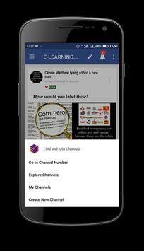 E-LEARNING.NG screenshot 1
