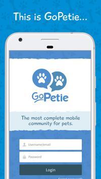 GoPetie poster