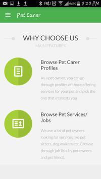 Pet Carer 截图 1