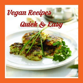 Vegan Recipes Quick and Easy icon