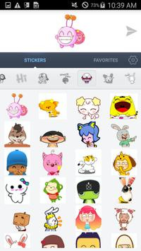 Love Stickers for messenger screenshot 4
