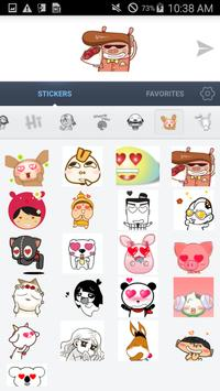 Love Stickers for messenger Screenshot 6