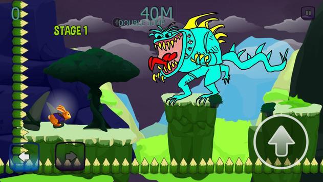 legend peter rabbit : piggy monsters screenshot 1