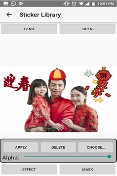 Chinese New Year Photo Editor poster