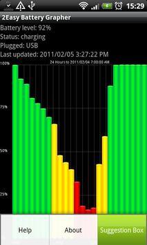 2Easy Battery Grapher Free apk screenshot