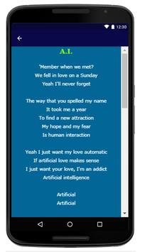 Peter Gabriel  - Song And Lyrics screenshot 4