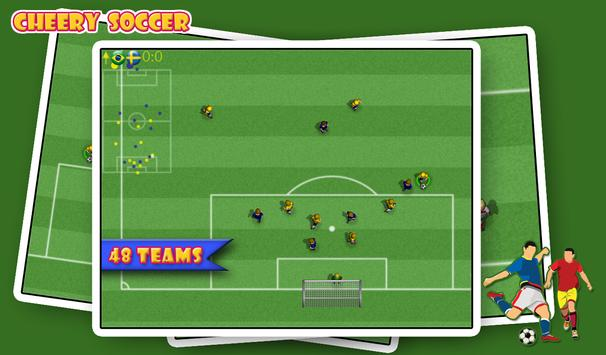 Cheery Soccer Demo poster