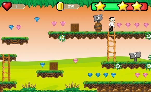 Super mr Ben Adventure screenshot 1
