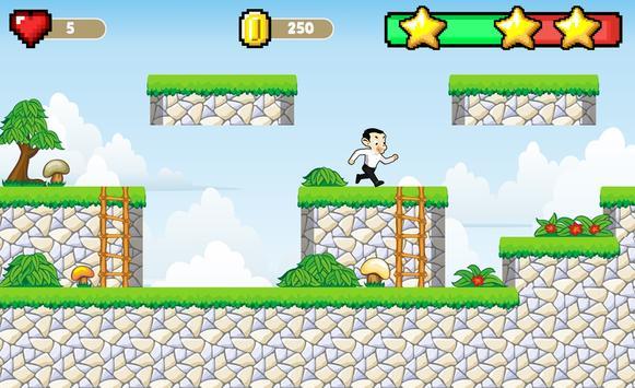 Super mr Ben Adventure screenshot 2