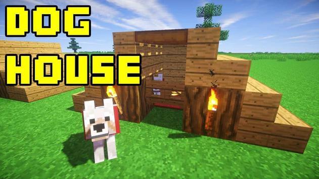 Pet Houses for Minecraft screenshot 4