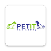 Petit pet store icon