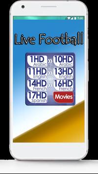 Match Pro en direct poster