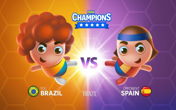Mini Champions apk screenshot