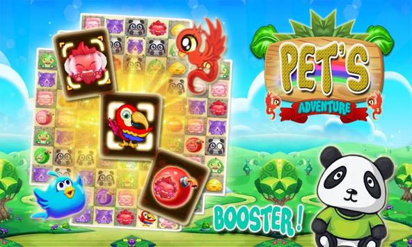PET JUNGLE ADVENTURE screenshot 2