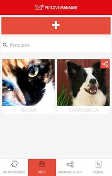 PetLoveManager apk screenshot