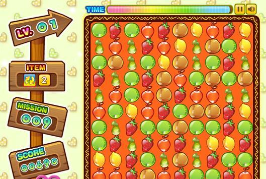 เกมส์ผลไม้ ใหม่ล่าสุด apk screenshot