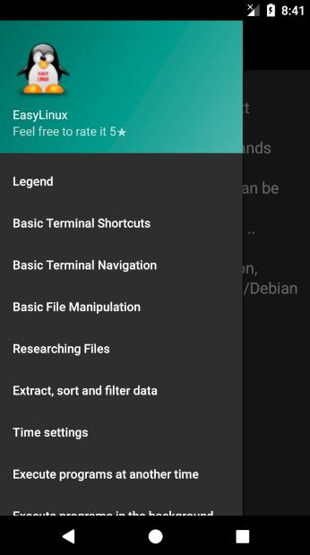 Easy Linux for Android - APK Download