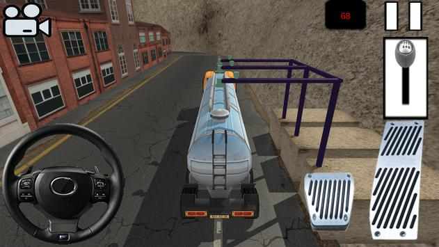 Oil Transport with Tanker - 3D apk screenshot