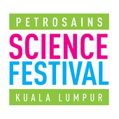 Petrosains Science Festival 2017 icon